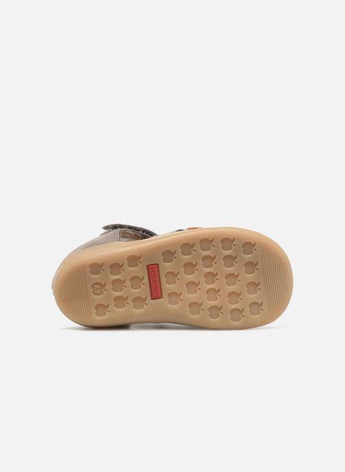 Sandales et nu-pieds Shoo Pom Pika Scratch Gris vue haut