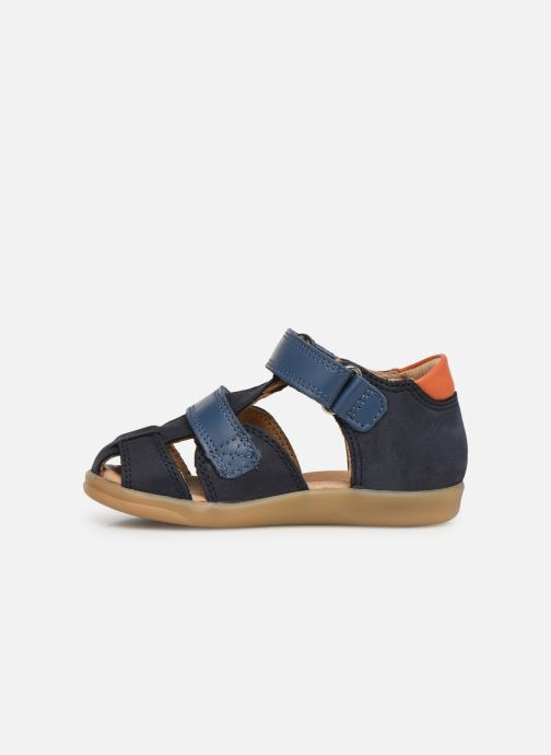 Sandali e scarpe aperte Shoo Pom Pika Scratch Azzurro immagine frontale