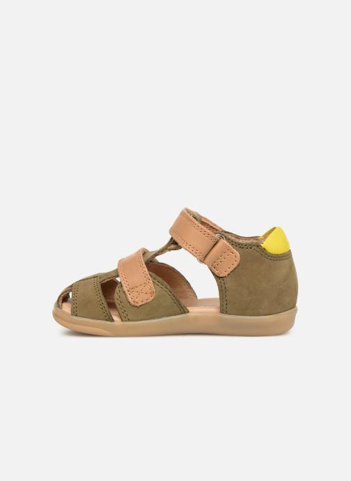 Sandales et nu-pieds Shoo Pom Pika Scratch Vert vue face