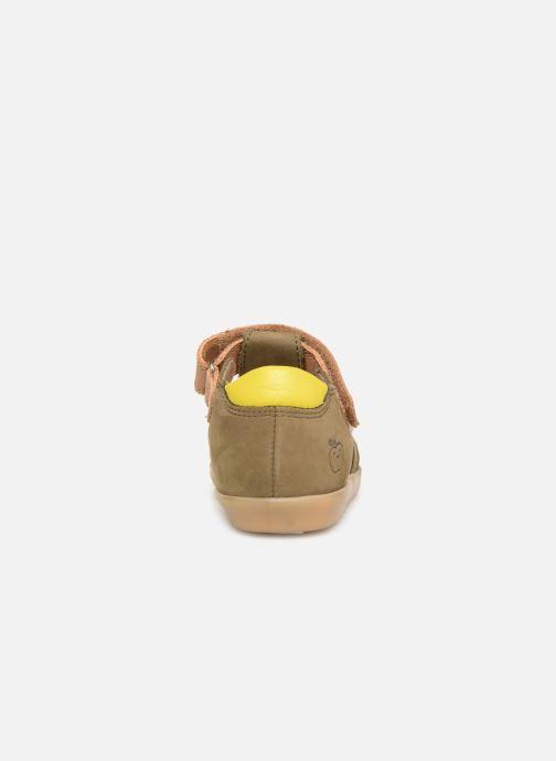 Sandales et nu-pieds Shoo Pom Pika Scratch Vert vue droite