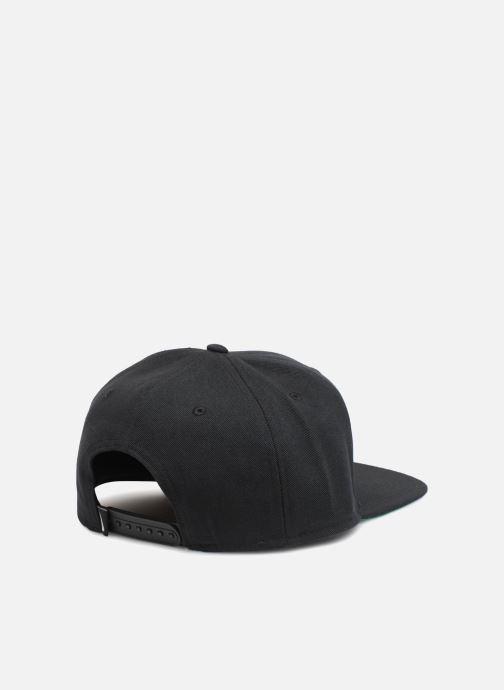 Gorra Nike Pro Cap Futura Negro vista del modelo