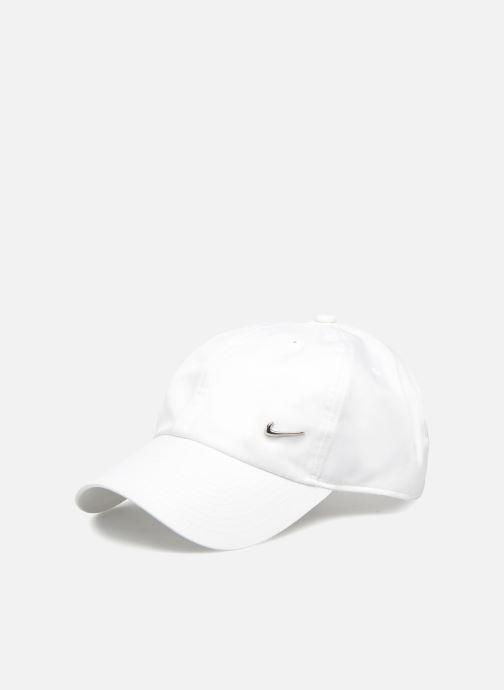 Diversos Nike Cap Metal Swoosh H86 Blanco vista de detalle / par