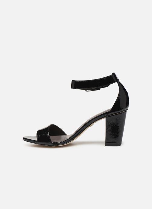 Sandales et nu-pieds Tamaris Alliaire Noir vue face