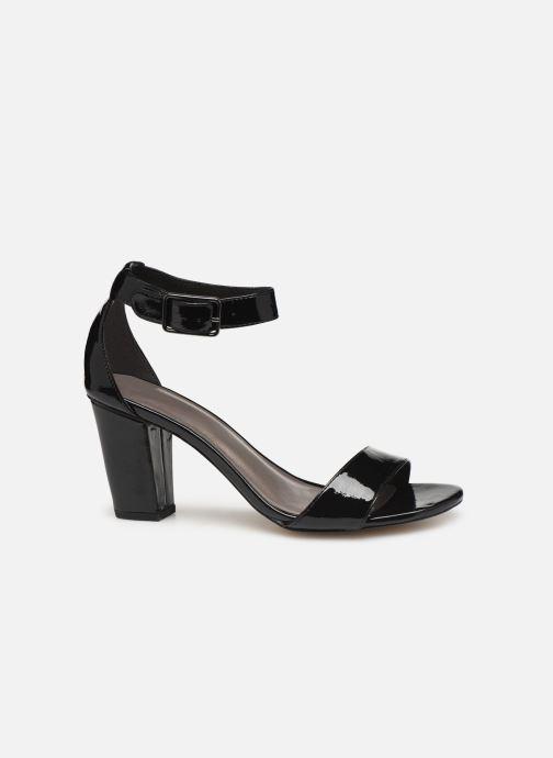 Sandales et nu-pieds Tamaris Alliaire Noir vue derrière
