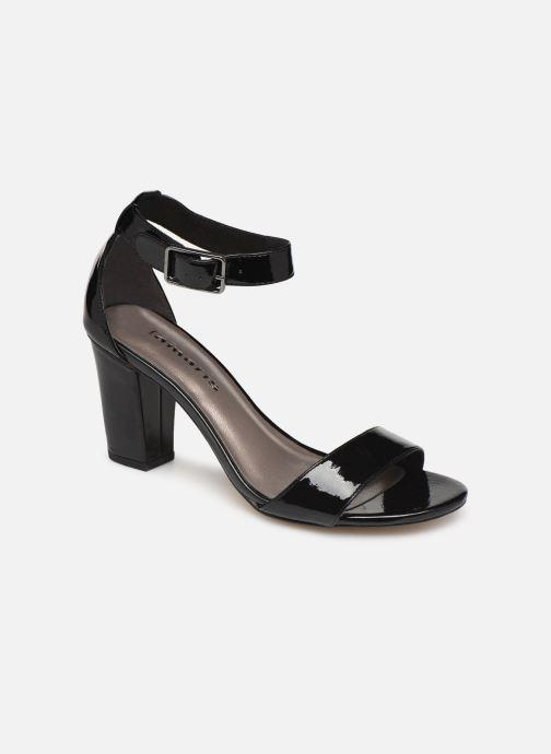 Sandales et nu-pieds Tamaris Alliaire Noir vue détail/paire