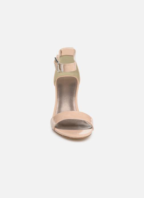 Sandalen Tamaris Alliaire beige schuhe getragen