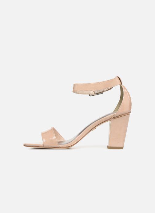Sandales et nu-pieds Tamaris Alliaire Beige vue face