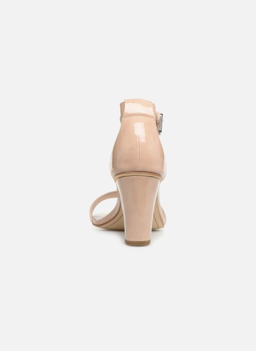 Sandali e scarpe aperte Tamaris Alliaire Beige immagine destra