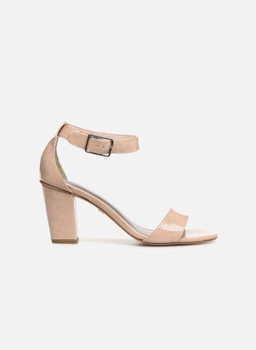 Sandales et nu-pieds Tamaris Alliaire Beige vue derrière