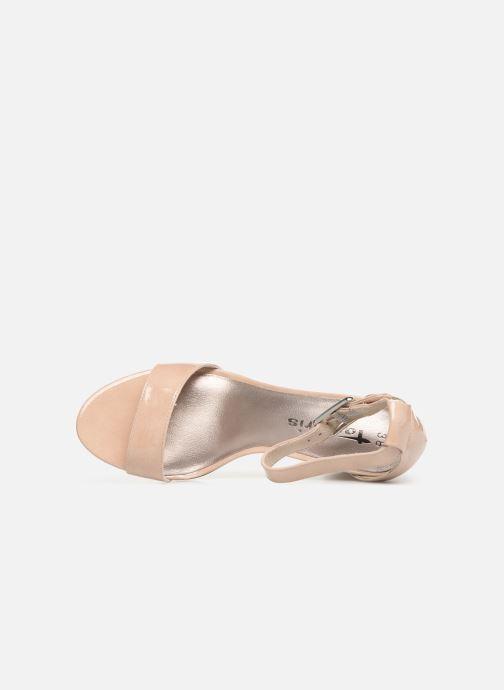 Sandali e scarpe aperte Tamaris Alliaire Beige immagine sinistra