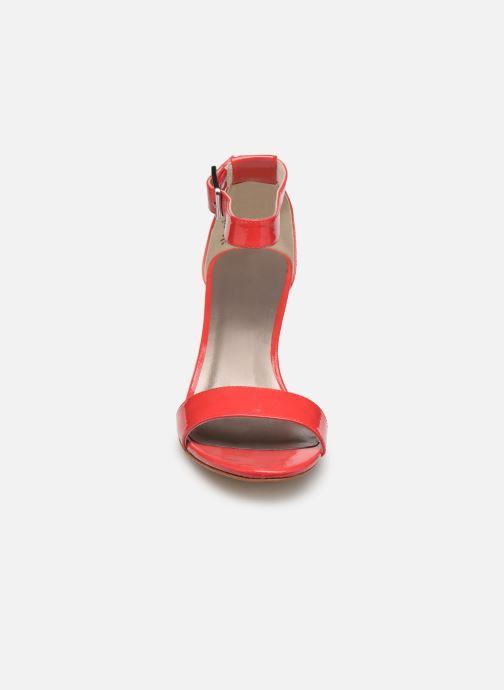 Sandales et nu-pieds Tamaris Alliaire Rouge vue portées chaussures