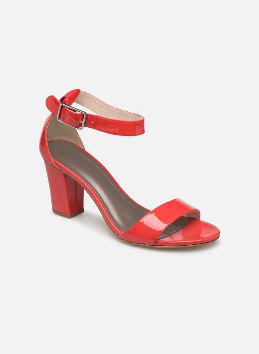 Sandales et nu-pieds Tamaris Alliaire Rouge vue détail/paire