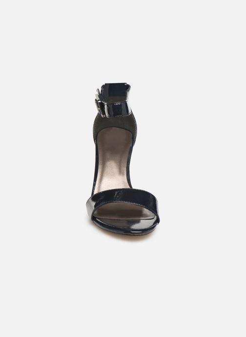 Navy Sandales Et Nu pieds Alliaire Patent Tamaris v80nOwNm
