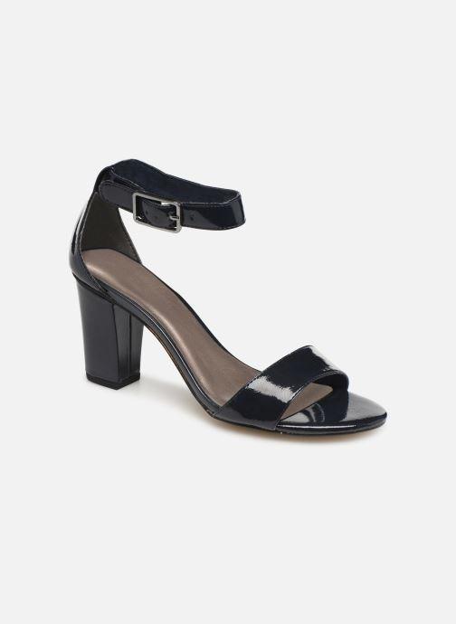 Sandales et nu-pieds Tamaris Alliaire Bleu vue détail/paire