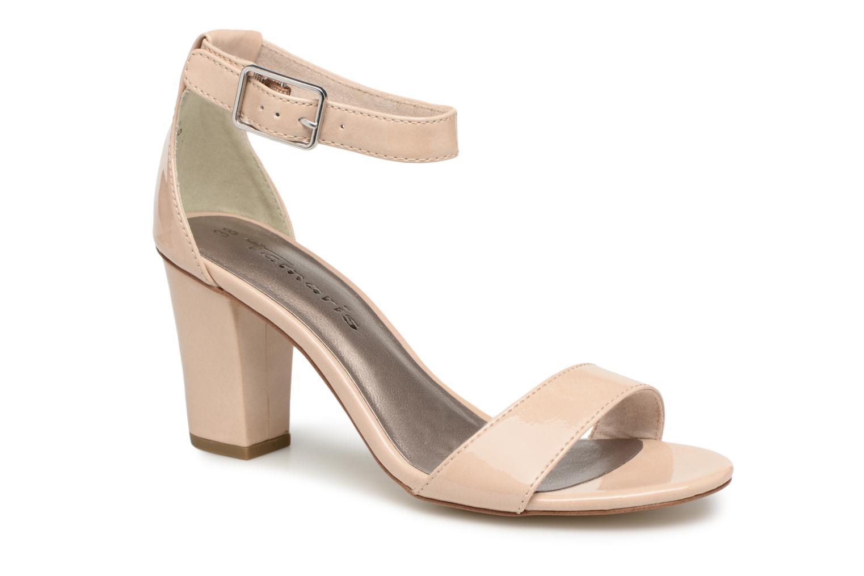 Sandales et nu-pieds Tamaris Alliaire Beige vue détail/paire