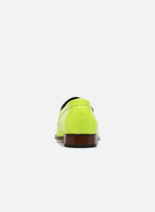 Loafers Valentine Gauthier Fender Yellow view from the right