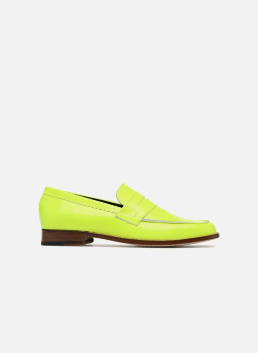 Loafers Valentine Gauthier Fender Yellow back view
