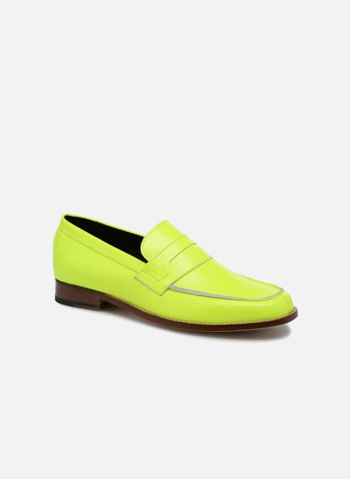 Loafers Valentine Gauthier Fender Yellow detailed view/ Pair view