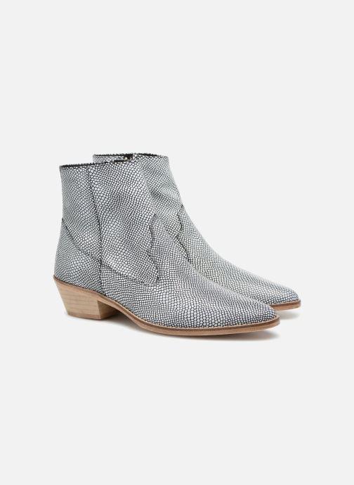 Bottines et boots Valentine Gauthier Keith Noir vue 3/4