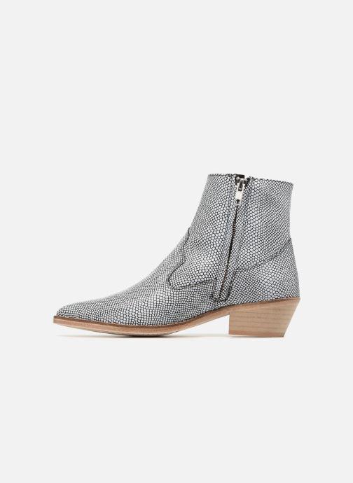 Bottines et boots Valentine Gauthier Keith Noir vue face