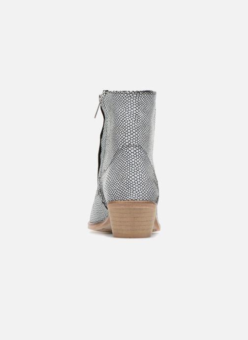 Bottines et boots Valentine Gauthier Keith Noir vue droite