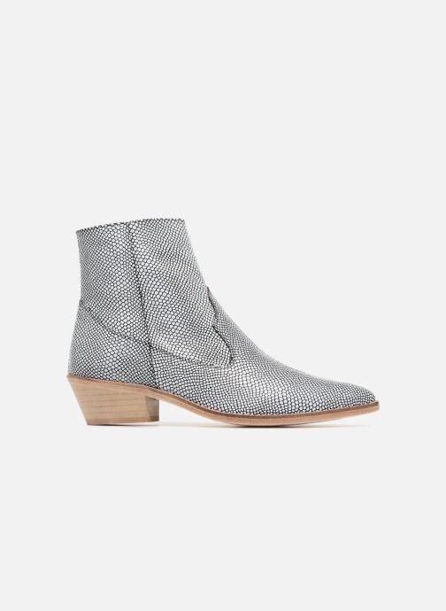 Bottines et boots Valentine Gauthier Keith Noir vue derrière