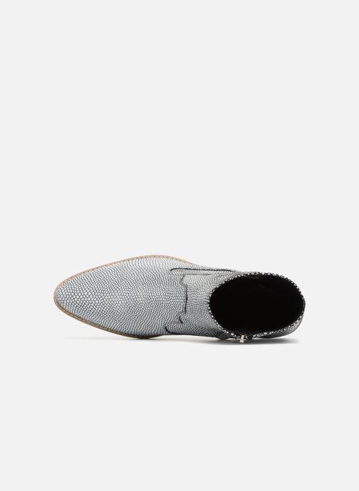 Bottines et boots Valentine Gauthier Keith Noir vue gauche