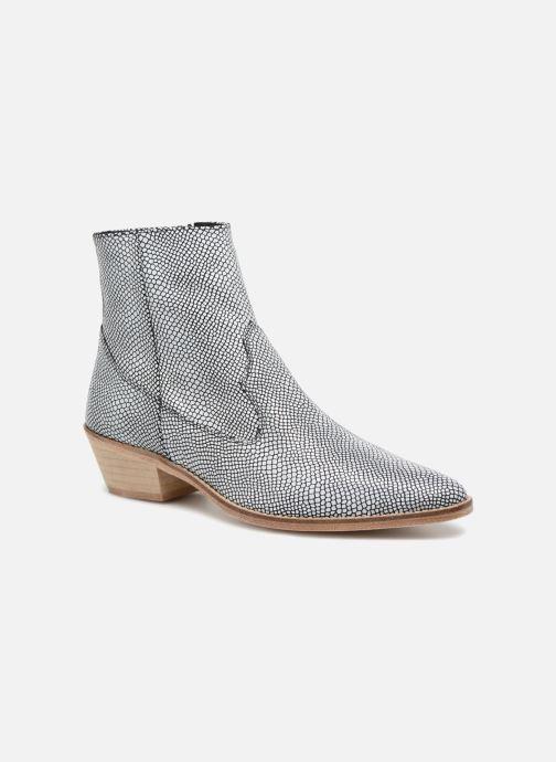 Bottines et boots Valentine Gauthier Keith Noir vue détail/paire