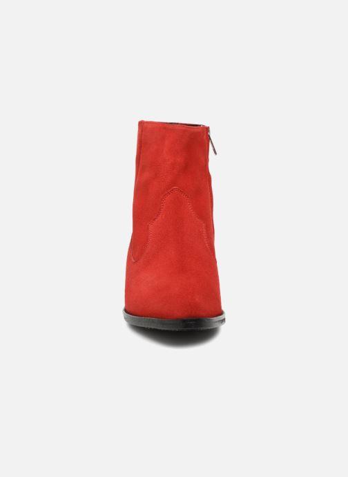 Stiefeletten & Boots Valentine Gauthier Keith rot schuhe getragen