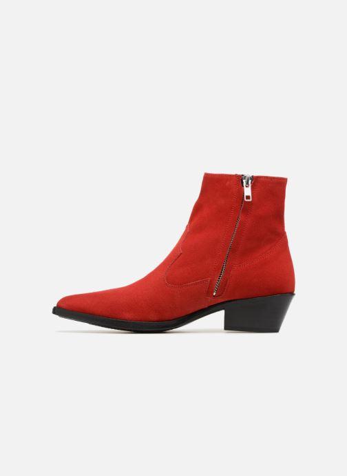 Stiefeletten & Boots Valentine Gauthier Keith rot ansicht von vorne