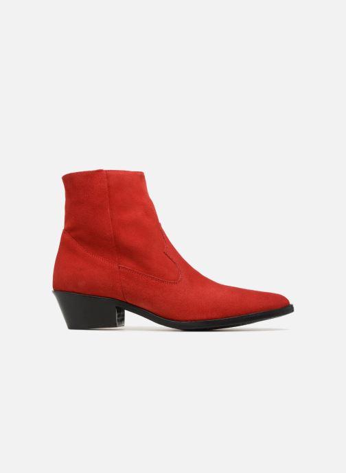 Stiefeletten & Boots Valentine Gauthier Keith rot ansicht von hinten