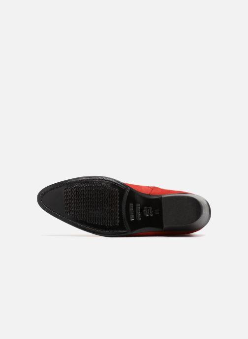 Stiefeletten & Boots Valentine Gauthier Keith rot ansicht von oben