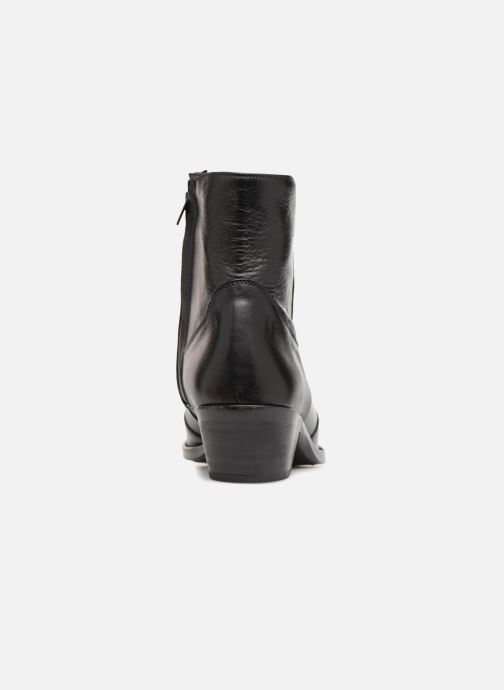 Stiefeletten & Boots Valentine Gauthier Keith schwarz ansicht von rechts