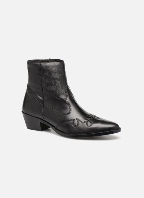 Stiefeletten & Boots Valentine Gauthier Keith schwarz detaillierte ansicht/modell