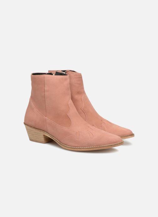 Bottines et boots Valentine Gauthier Keith Rose vue 3/4