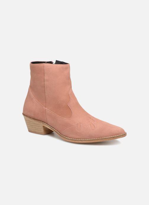 Bottines et boots Valentine Gauthier Keith Rose vue détail/paire