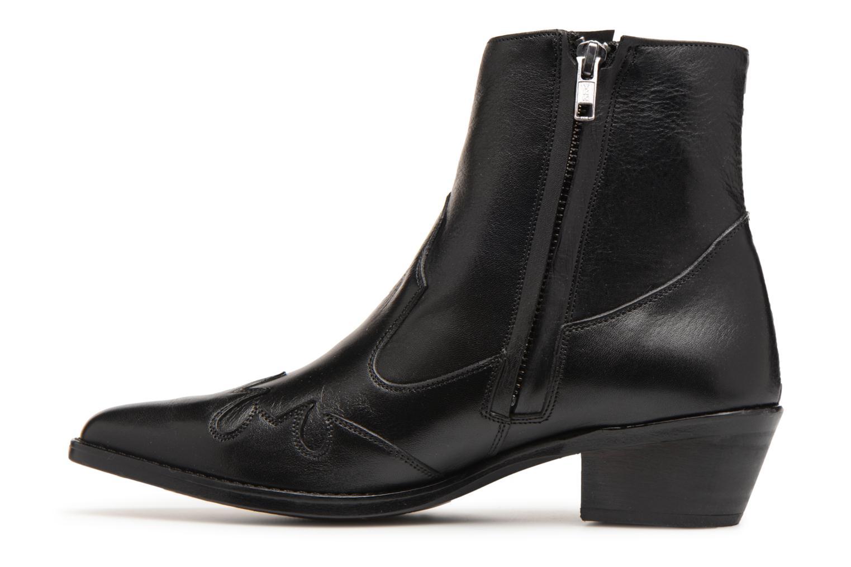 Stiefeletten & Boots Valentine Gauthier Keith schwarz ansicht von vorne
