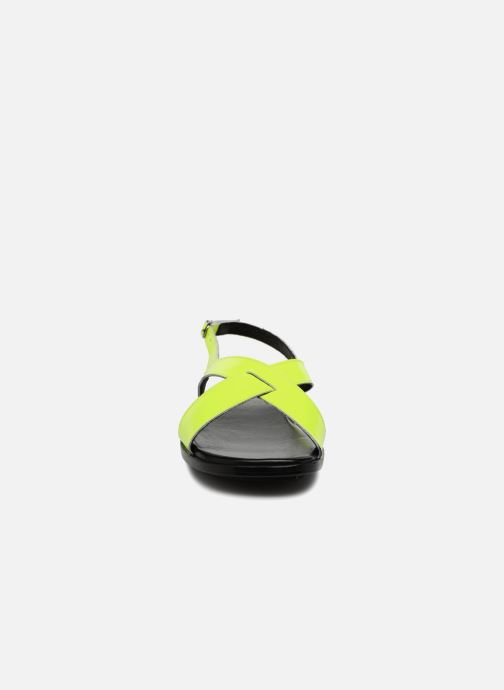Sandals Valentine Gauthier Houston Yellow model view