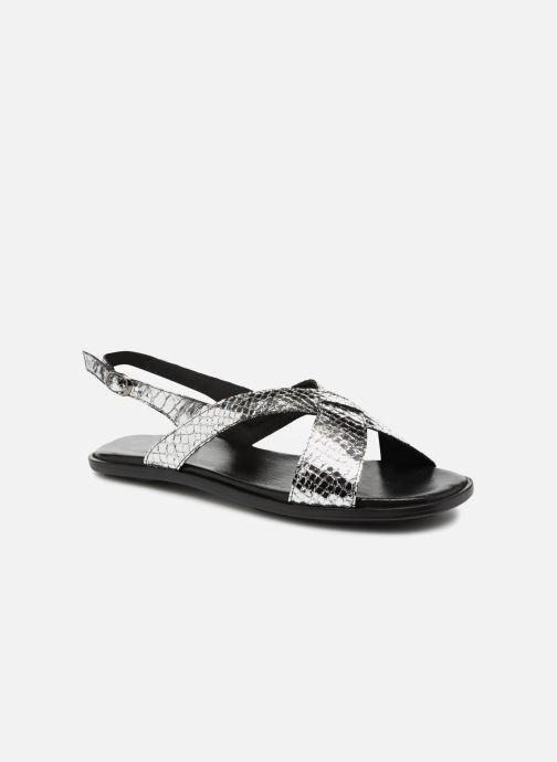 Sandales et nu-pieds Valentine Gauthier Houston Argent vue détail/paire