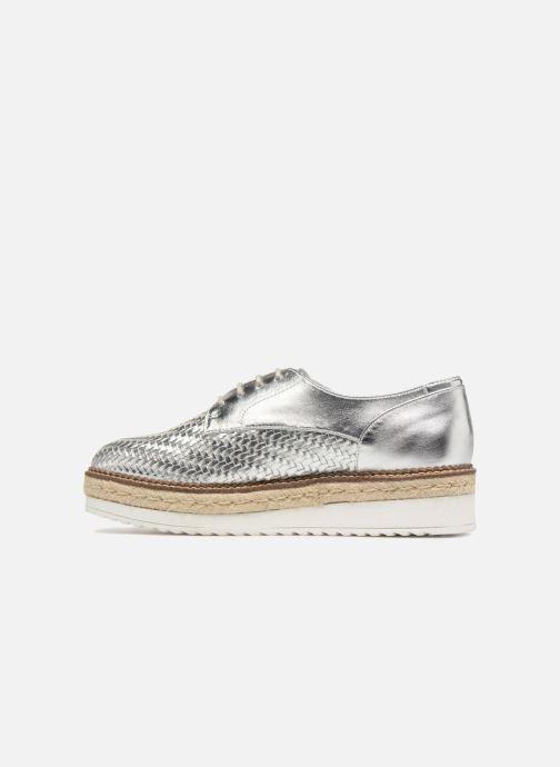 Chaussures à lacets Tamaris Ceres Argent vue face