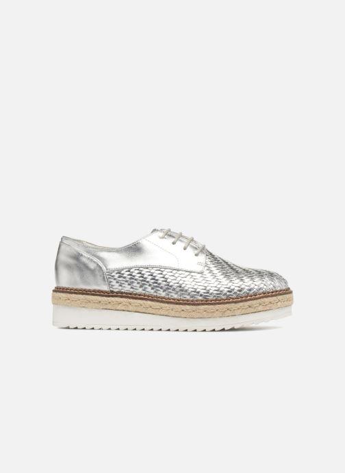 Chaussures à lacets Tamaris Ceres Argent vue derrière