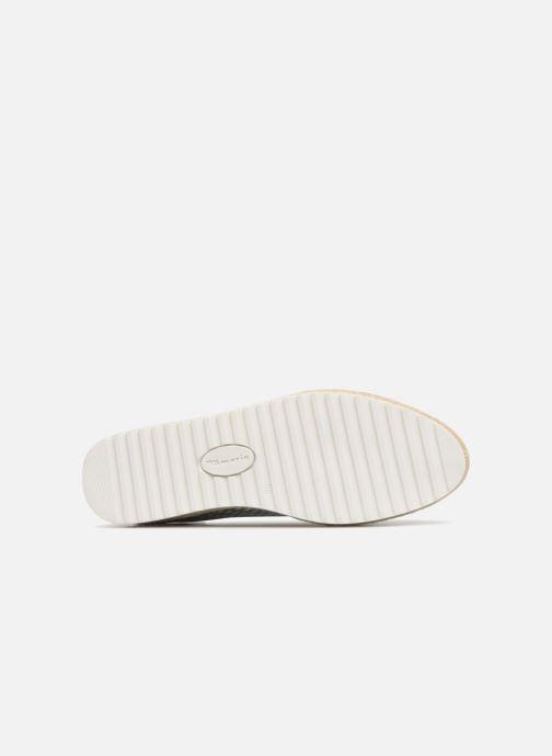 Chaussures à lacets Tamaris Ceres Argent vue haut