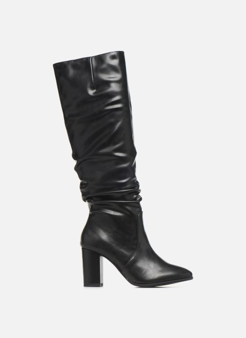 Boots & wellies Tamaris Flora Black back view