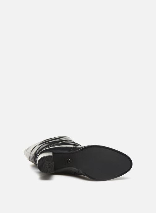 Stiefel Tamaris Flora schwarz ansicht von oben