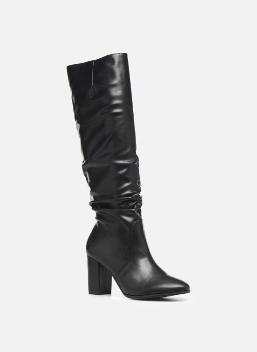 Boots & wellies Tamaris Flora Black detailed view/ Pair view