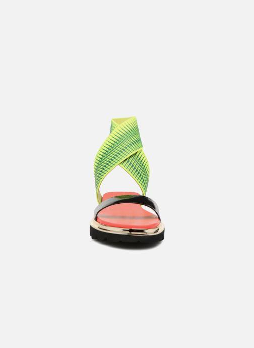 Sandales et nu-pieds United Nude X Sandal Noir vue portées chaussures
