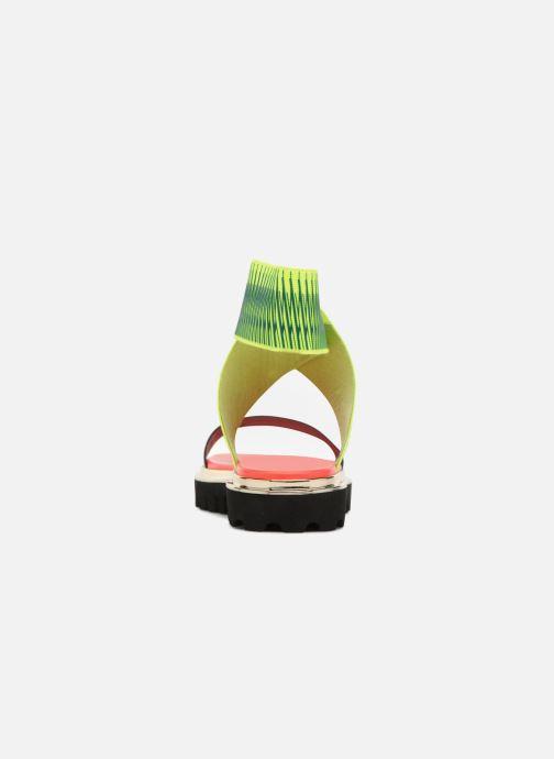 Sandales et nu-pieds United Nude X Sandal Noir vue droite