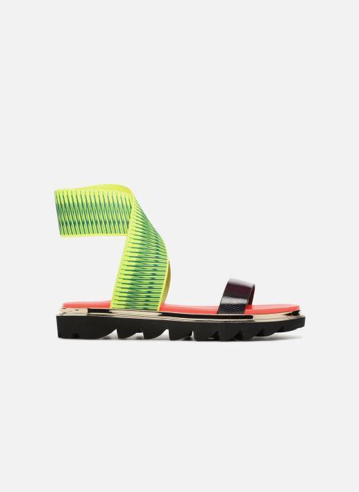Sandales et nu-pieds United Nude X Sandal Noir vue derrière