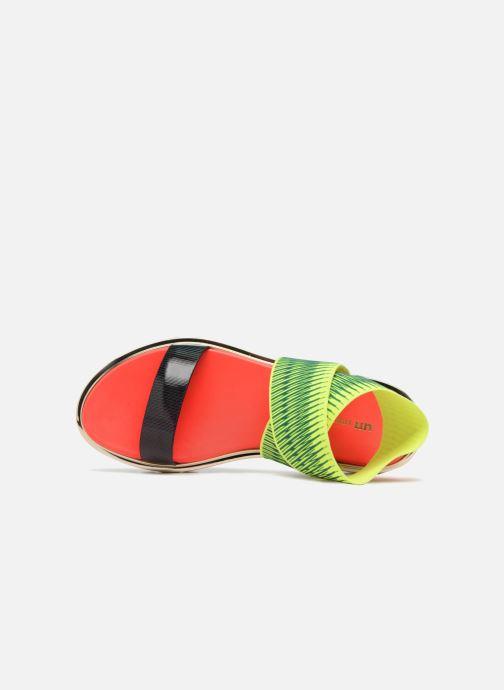Sandales et nu-pieds United Nude X Sandal Noir vue gauche