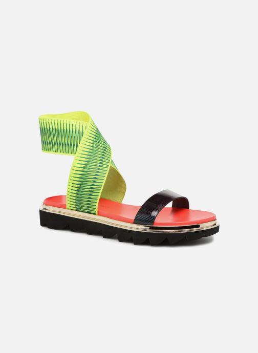 Sandales et nu-pieds United Nude X Sandal Noir vue détail/paire